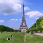 Attractie: de Eiffeltoren in hartje Parijs