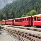 Treinreis met de wereldberoemde Glacier Express