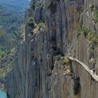 El Caminito del Rey: (voormalig) levensgevaarlijk wandelpad