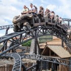 Taron: Achtbaan met 4 wereldrecords in Phantasialand