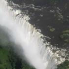 Victoria Falls, grootste waterval ter wereld