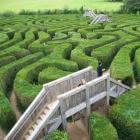Bezoek eens een doolhof of labyrint