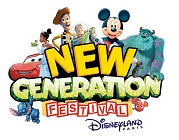 New Generation Festival in Disneyland Parijs