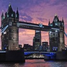 De Tower bridge in Londen