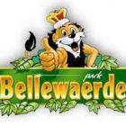 Bellewaerde Park in Ieper (België)