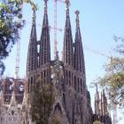 Sagrada Familia te Barcelona