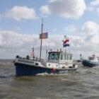 Museumhaven Zeemanshoop in Ballumerbocht op Ameland