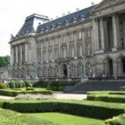 Een bezoek aan de zalen van het Koninklijk Paleis in Brussel