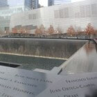 Het 9/11 Memorial in New York