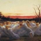 De witte wieven in Zwiep, een levende legende