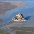 Mont-Saint-Michel via loopbrug bereikbaar