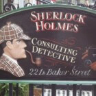 Sherlock Holmes museum in Londen