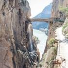 Camino del Rey (Koningspad) na restauratie weer opengesteld