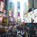 New York: Wat de zien in Central Park en Times Square?