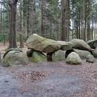 De hunebedden: Zeijen, Tynaarlo en Schipborg