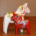 Het Dalarna paardje: een Zweeds symbool