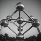 Het Atomium in Brussel bezoeken