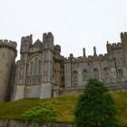 Arundel in Engeland met zijn kasteel en kathedraal