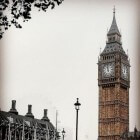 Big Ben, St. Elizabeth Tower en Great Clock of Westminster