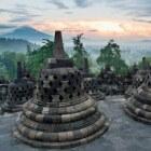 De Borobudur, hét boeddhistische tempelcomplex van Indonesië