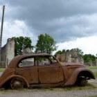 Oradour-sur-Glane: verwoeste stad wordt museum