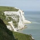 Mooi natuurverschijnsel: krijtrotsen Engeland en Frankrijk