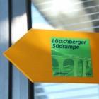 Lötschberger Südrampe: wandeling langs treinspoor