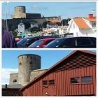 Carlstens Fästning in Marstrand, Zweden – een sterke vesting