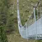 Hangbruggen: Europabrücke in Zwitserland en meer