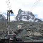 Matterhorn Glacier Paradise: boven op Klein Matterhorn