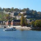 De Citadel van Namen (Namur) in België
