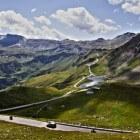 Panoramawegen in Karinthië, Oostenrijk