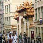 Boeddhistische tempel: Chinese verstilling in Amsterdam