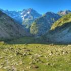 Valgaudemar, vallei in het Franse Ecrinsgebergte