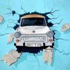 Brandenburg: de Berlijnse Muur voor en na de val