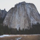 'El Capitan' is een  paradijs voor bergbeklimmers