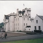 Blair Castle in Blair Atholl, Schotland
