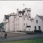 Blair Castle in Blair Atholl, Schotland