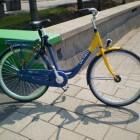 milf ov mooie fiets