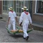Alkmaar: de kaasmarkt