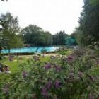 Openluchtbad Boschbad in Apeldoorn
