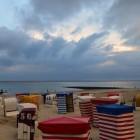 Borkum, het Duitse eiland voor de Nederlandse kust