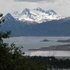 Alaska, een dunbevolkte staat in de V.S.