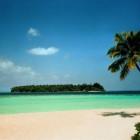 Malediven – eilandengroep in Indische Oceaan
