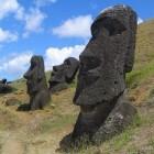 Paaseiland – het eiland met de Moai-beelden