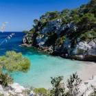 Menorca, eiland van ontelbare baaien