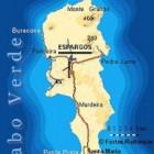Het Kaapverdische eiland Sal
