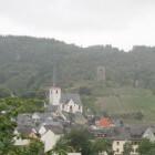 Moezel: wijndorp Klotten met het Wild-und Freizeitpark