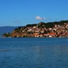Het verstilde Meer van Ohrid