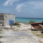 Het onbewoonde eiland Klein Curaçao
